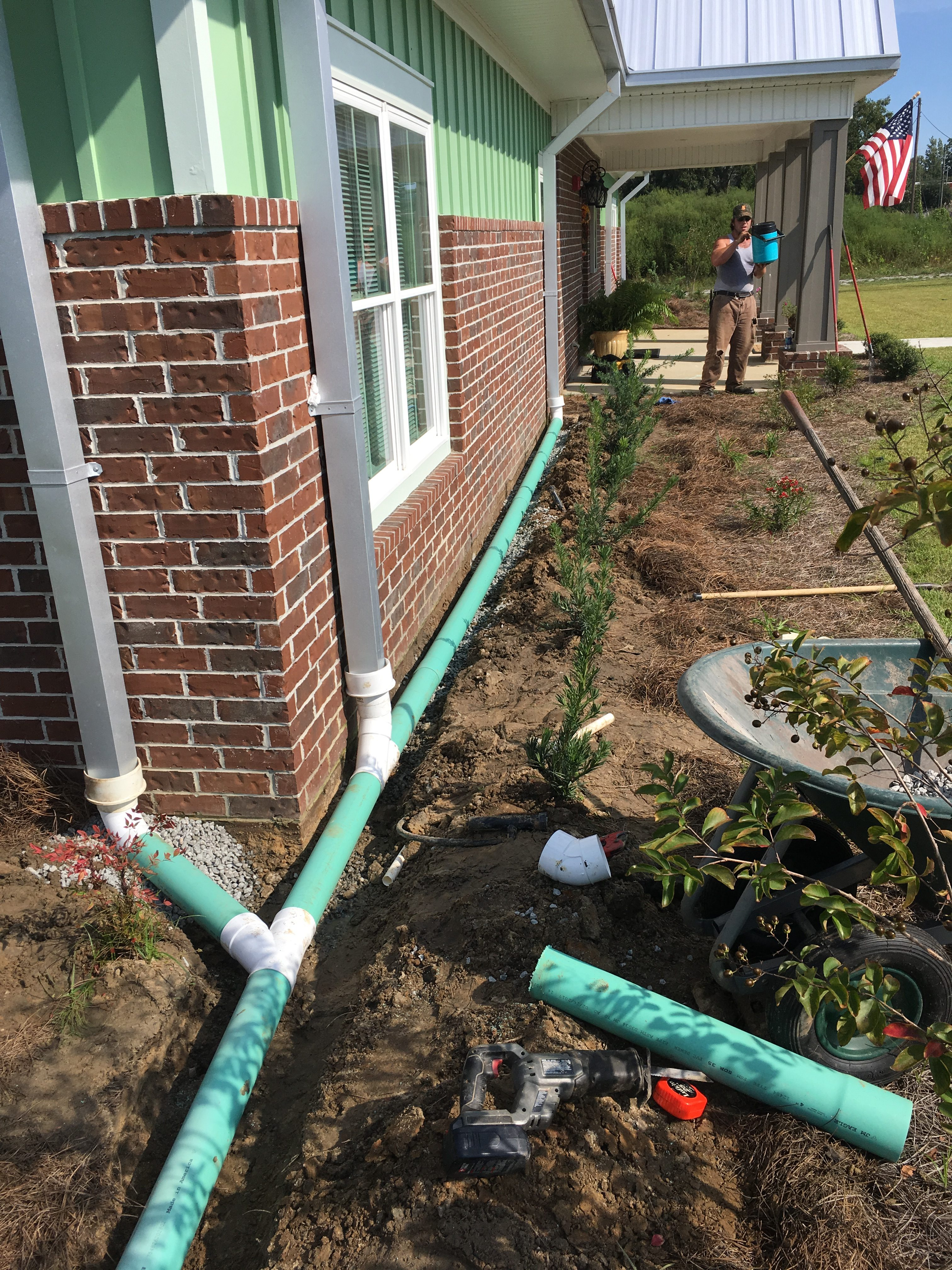 Irrigation Systems - Barefoot in the Grass Lawn Care Statesboro GA